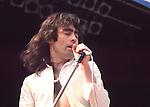 Bad Company 1974 Paul Rodgers at Charlton.© Chris Walter.