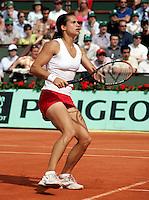 28-05-2004, Paris, tennis, Roland Garros, Mauresmo