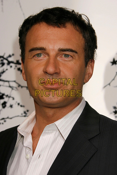 "JULIAN McMAHON.""Premonition"" World Premiere held at the ArcLight Cinerama Dome Theatre, Hollywood, California, USA..March 12th, 2007.headshot portrait .CAP/ADM/RE.©Russ Elliot/AdMedia/Capital Pictures"