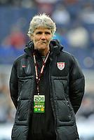 USWNT Head Coach Pia Sundhage.
