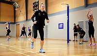 Silver Ferns Training 110918