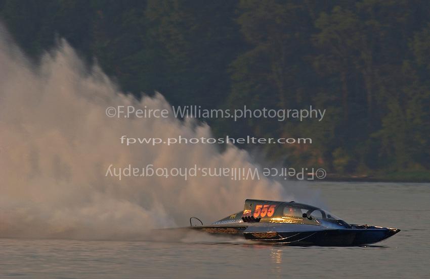 "Scott Kropfeld, GP-555 ""Showboat""(Grand Prix Hydroplane(s)"