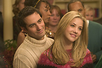 Christmas with the Kranks (2004) <br /> Julie Gonzalo &amp; Ren&eacute; Lavan<br /> *Filmstill - Editorial Use Only*<br /> CAP/KFS<br /> Image supplied by Capital Pictures