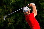Haydn Porteous of South Africa tees off the 15th hole during the 58th UBS Hong Kong Golf Open as part of the European Tour on 09 December 2016, at the Hong Kong Golf Club, Fanling, Hong Kong, China. Photo by Marcio Rodrigo Machado / Power Sport Images
