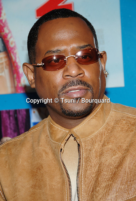 Martin Lawrence arriving at the BIG MOMMA'S HOUSE 2 Premiere at the Chinese Theatre in Los Angeles. January 25, 2006.