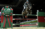 Philipp Weishaupt of Germany riding Souvenir in action at the Gucci Gold Cup during the Longines Hong Kong Masters 2015 at the AsiaWorld Expo on 14 February 2015 in Hong Kong, China. Photo by Victor Fraile / Power Sport Images
