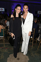 LOS ANGELES, CA - NOVEMBER 8: Edy Ganem and Roselyn Sanchez at the Eva Longoria Foundation Dinner Gala honoring Zoe Saldaña and Gina Rodriguez at The Four Seasons Beverly Hills in Los Angeles, California on November 8, 2018. Credit: Faye Sadou/MediaPunch