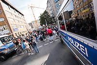 2016/09/02 Berlin | Blockupy | Wirtschaftsministerium