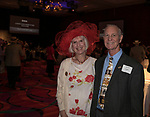 Elaine and Arvid Pasto during the Kentucky Derby Party at The Peppermill on Saturday, May 6, 2017 in Reno, Nevada.