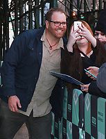 NEW YORK, NY February 05: Josh Gates at Build Series to promote the new season of Expedition Unknown in New York City on February 5, 2018. Credit: RW/MediaPunch
