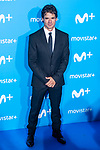 Alex Criville attends to blue carpet of presentation of new schedule of Movistar+ at Queen Sofia Museum in Madrid, Spain. September 12, 2018. (ALTERPHOTOS/Borja B.Hojas)