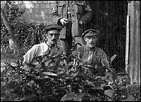 BNPS.co.uk (01202 558833)<br /> Pic: PoppylandPublishing/BNPS<br /> <br /> Left to gather dust in a darkened attic for decades, they are the diaries and secret photos documenting the hell and horrors of the battlefields of the First World War.<br /> <br /> It wasn't until Heather Brodie had a clear out that the unknown but remarkable archive kept by her late father, Sergeant Horace Reginald Stanley, came to light.<br /> <br /> His emotive diary and remarkable images taken with a camera he smuggled into the trenches paint a harrowing picture of life on the front line at Ypres and The Somme.<br /> <br /> He wrote of how he witnessed comrades next to killed by German shelling and described the hopelessness and terror one felt as the men waited for their turn to be hit.<br /> <br /> His writings were even more poignant as his elder brother Frederick was killed after his dugout suffered a direct hit near Arras.