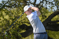 Brandon Grace (RSA) watches his tee shot on 10 during day 1 of the WGC Dell Match Play, at the Austin Country Club, Austin, Texas, USA. 3/27/2019.<br /> Picture: Golffile | Ken Murray<br /> <br /> <br /> All photo usage must carry mandatory copyright credit (© Golffile | Ken Murray)