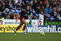 Lawrie Wilson of Stevenage.Reading v Stevenage - FA Cup 3rd Round - Madejski Stadium,.Reading - 7th January, 2012.© Kevin Coleman 2012