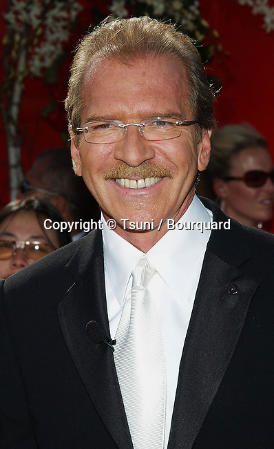 Pat O'Brien at the 56th Emmy Awards at the Shrine Auditorium in Los Angeles. September 19, 2004.
