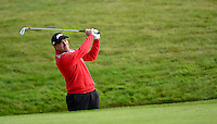 Darren Fichardt of South Africa in action during Round 4 of the 2015 British Masters at the Marquess Course, Woburn, in Bedfordshire, England on 11/10/15.<br /> Picture: Richard Martin-Roberts | Golffile