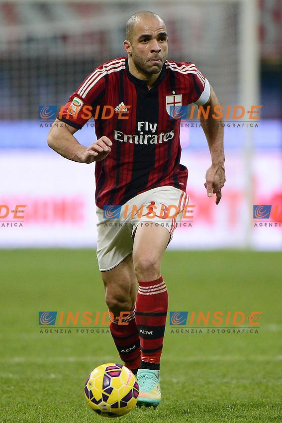 Alex Milan<br /> Milano 01-02-2015 Stadio Giuseppe Meazza - Football Calcio Serie A Milan - Parma. Foto Giuseppe Celeste / Insidefoto