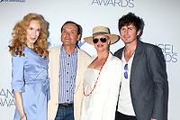 LOS ANGELES - SEP 13:  Jami Morse Heidegger, Klaus Heidegger, Nicollette Sheridan, Jake Marcus at the Project Angel Food Awards Gala at the Garland Hotel on September 13, 2019 in Los Angeles, CA