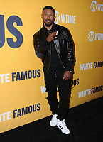 "27 September  2017 - West Hollywood, California - Jamie Foxx. World premiere of Showtime's ""White Famous"" held at The Jeremy in West Hollywood. Photo Credit: Birdie Thompson/AdMedia"
