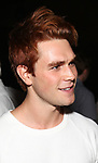 "KJ Apa backstage at Broadway's ""Bandstand"" at the Bernard Jacobs Theate on May 19, 2017 in New York City."