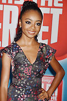 HOLLYWOOD, CA - NOVEMBER 05: Skai Jackson attends the Premiere Of Disney's 'Ralph Breaks The Internet' at the El Capitan Theatre on November 5, 2018 in Los Angeles, California.<br /> CAP/ROT/TM<br /> &copy;TM/ROT/Capital Pictures