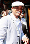 US actor Will Smith at the world premiere of 'Kit Kittredge: An American Girl' at the Grove in Los Angeles, California on 14 June 2008. The film is based on the American Girl doll line and centers on Kit Kittredge, a young woman who grows up in the early years of the Great Depression.