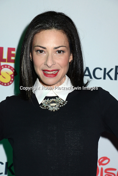 Stacy London attends the Hospital for Special Surgery's 8th Annual  Big Apple Circus Benefit on December 6, 2014 at Damrosch Park in Lincoln Center  in New York City, USA.<br /> <br /> photo by Robin Platzer/Twin Images<br />  <br /> phone number 212-935-0770