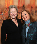Kate Mulgrew and Dale Soules attends The Vineyard Theatre's Emerging Artists Luncheon at The National Arts Club on November 9, 2017 in New York City.