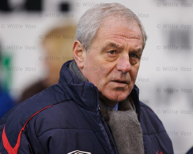 Walter Smith, Rangers.stock season 2006-2007.pic willie vass