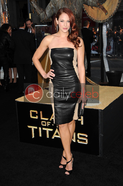 """Amanda Righetti<br /> at the """"Clash Of The Titans"""" Los Angeles Premiere, Chinese Theater, Hollywood, CA. 03-31-10<br /> David Edwards/DailyCeleb.com 818-249-4998"""