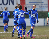 2013.03.30 AA Gent Ladies - Lommel