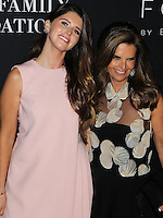 SANTA MONICA, CA, USA - OCTOBER 18: Katherine Schwarzenegger, Maria Shriver arrive at Elyse Walker's 10th Annual Pink Party held at Santa Monica Airport HANGAR:8 on October 18, 2014 in Santa Monica, California, United States. (Photo by Celebrity Monitor)