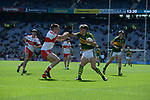 17-1-2017: in the All-Ireland Football final at Croke Park on Sunday.<br /> Photo: Don MacMonagle