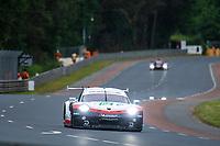 #94 PORSCHE GT TEAM (USA) PORSCHE 911 RSR GTE PRO ROMAIN DUMAS (FRA) TIMO BERNHARD (DEU) SVEN MULLER (DEU)