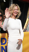 NEW YORK, NY-September 06: Meg Ryan  at  Good Morning America to talk about directing her first movie Ithaca in New York. NY September 06, 2016. Credit:RW/MediaPunch