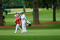 Amanda Doherty (USA) during the final  round at the Augusta National Womans Amateur 2019, Augusta National, Augusta, Georgia, USA. 06/04/2019.<br /> Picture Fran Caffrey / Golffile.ie<br /> <br /> All photo usage must carry mandatory copyright credit (© Golffile | Fran Caffrey)