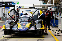 10th January 2020; The Bend Motosport Park, Tailem Bend, South Australia, Australia; Asian Le Mans, 4 Hours of the Bend, Practice Day; The number 59 RLR MSPORT LMP2 Am driven by John Farano, Andrew Higgins, Arjun Maini during the team test - Editorial Use