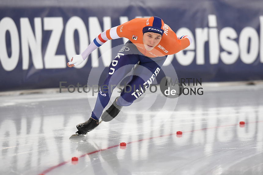 SPEED SKATING: HAMAR: Viking Skipet, 03-02-2019, ISU World Cup Speed Skating, ©photo Martin de Jong