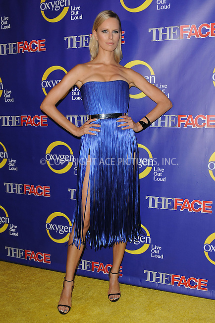 WWW.ACEPIXS.COM . . . . . .February 5, 2013...New York City.... Karolina Kurkova attends 'The Face' Series Premiere at Marquee New York on February 5, 2013 in New York City ....Please byline: KRISTIN CALLAHAN - ACEPIXS.COM.. . . . . . ..Ace Pictures, Inc: ..tel: (212) 243 8787 or (646) 769 0430..e-mail: info@acepixs.com..web: http://www.acepixs.com .