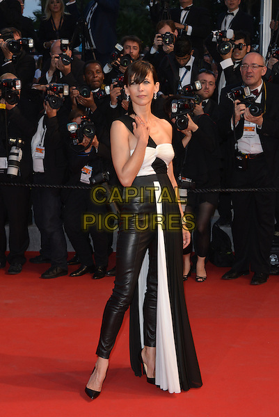 Sophie Marceau attends the 'A Tale Of Love And Darkness' Premiere during the 68th annual Cannes Film Festival on May 16, 2015 in Cannes, France.<br /> CAP/PL<br /> &copy;Phil Loftus/Capital Pictures