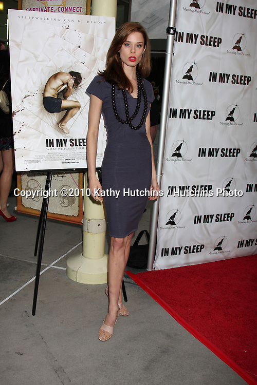 "Shanna Collins.arrives at  the ""In My Sleep"" Premiere.ArcLight Dome Theater.Los Angeles, CA.April 15, 2010.©2010 Kathy Hutchins / Hutchins Photo..."