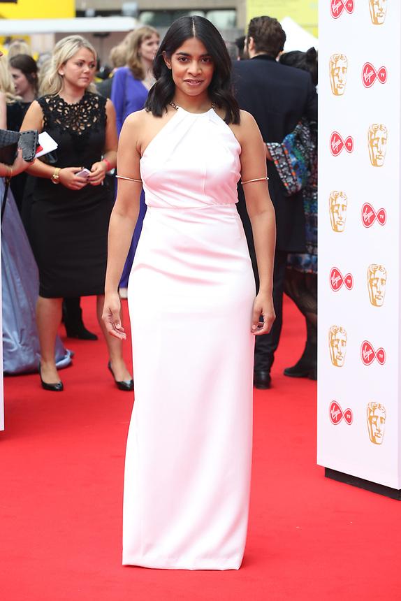 arriving at the Bafta Tv awards 2017. Royal Festival Hall,London  <br /> ©Ash Knotek