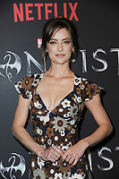 www.acepixs.com<br /> March 15, 2017  New York City<br /> <br /> Jessica Stroup attending Marvel's 'Iron Fist' New York screening at AMC Empire 25 on March 15, 2017 in New York City.<br /> <br /> Credit: Kristin Callahan/ACE Pictures<br /> <br /> <br /> Tel: 646 769 0430<br /> Email: info@acepixs.com