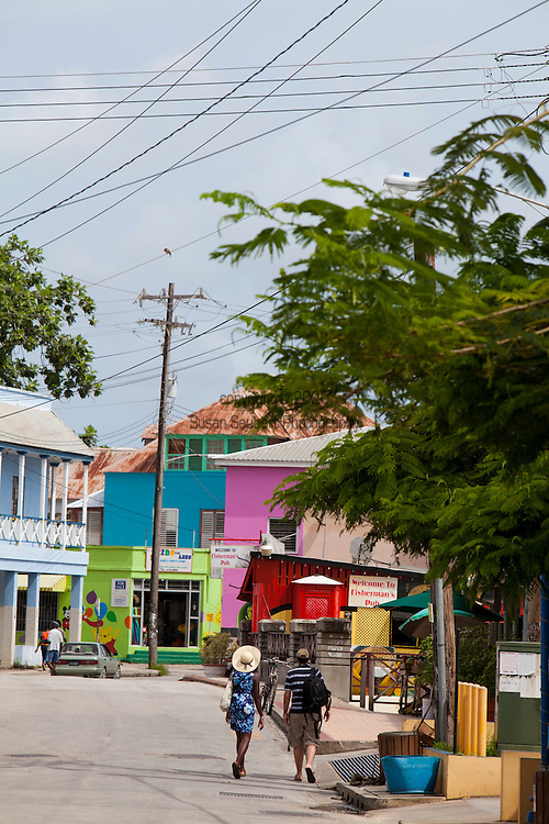 Speightstown, formerly known as Little Bristol, is the second largest town centre of Barbados. It is situated twelve miles to the north of the capital city of Bridgetown, in the northern parish of Saint Peter.