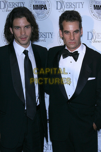 SANTIAGO CABRERA & ADRIAN PASDAR.2006 Diversity Awards - Arrivals held at CAWAury Plaza Hotel, CAWAury City, California, USA,.20 November 2006.half length.CAP/ADM/ZL.©Zach Lipp/AdMedia/Capital Pictures.