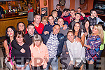 Only 30<br /> ---------<br /> Francis Flaherty, Ballyheigue, front centre, celebrated his 30th birthday last Saturday night in Kirby's bar in the village along with many friends and family.