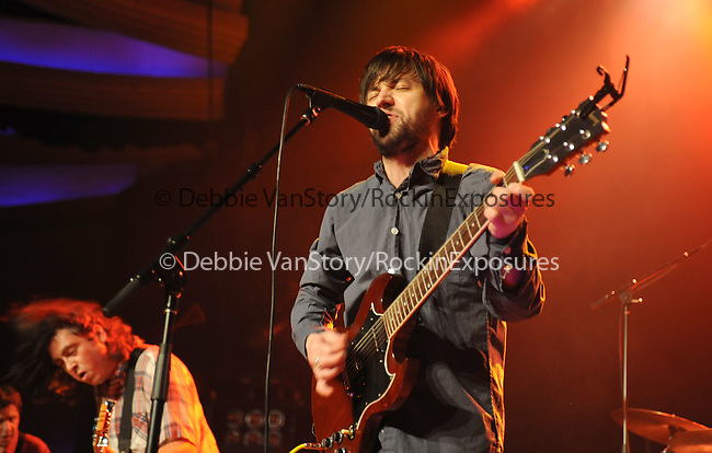 Conor Oberst & The Mystic Valley Band performs to a sold out crowd, the concert is a benefit to help Arizona Organizations fight SB1070 . The show was held at The Hollywood Palladium in Hollywood, California on July 23,2010                                                                   Copyright 2010  DVS / RockinExposures