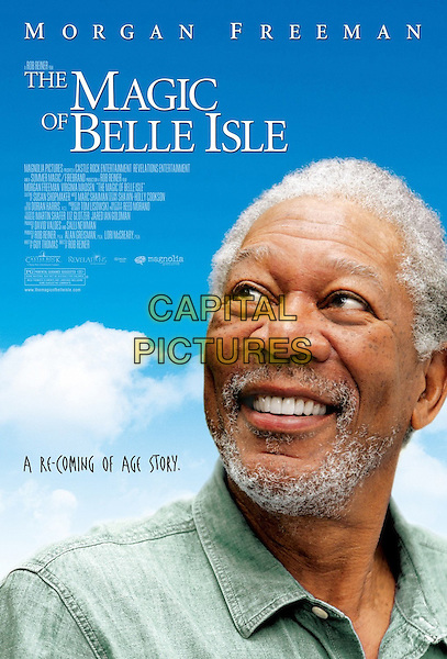POSTER ART.in The Magic of Belle Isle .*Filmstill - Editorial Use Only*.CAP/FB.Supplied by Capital Pictures.
