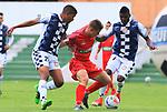 Patriotas venció 2-0 a Boyacá Chicó. Fecha 11 Liga Águila I-2018.