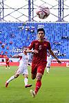 Doan Van Hau of Vietnam in action during the AFC Asian Cup UAE 2019 Round of 16 match between Jordan (JOR) and Vietnam (VIE) at Al Maktoum Stadium on 20 January 2019 in Dubai, United Arab Emirates. Photo by Marcio Rodrigo Machado / Power Sport Images